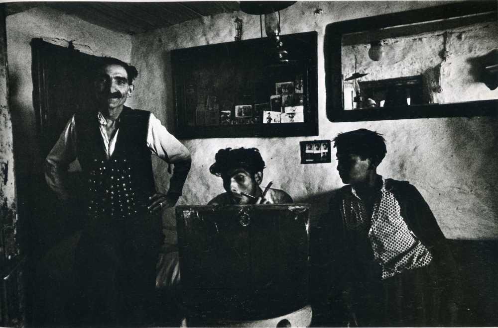 Josef Koudelka Gypsies 3