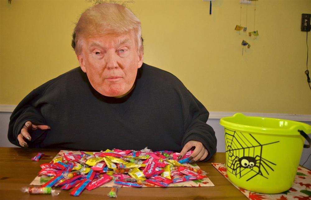 Trick or Trump